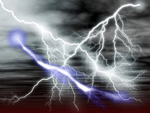 Lightening Stock Photography