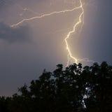 Lightening Στοκ Εικόνες