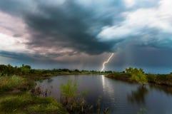 Lightening bolt Stock Photography