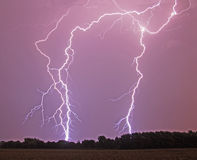 Lightening Bolt Stock Photography