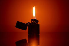 Free Lighter Royalty Free Stock Images - 12597339
