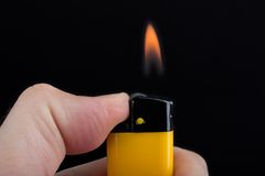 Lighter Stock Image