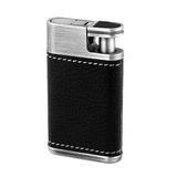 Lighter. Black lighter isolated on white Royalty Free Stock Image