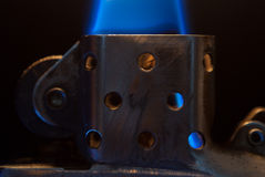 Lighter fire Royalty Free Stock Photography