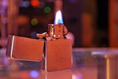 Lighter petrol Stock Photo