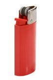 Lighter red Stock Photography