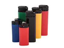 Lighters Royalty Free Stock Image