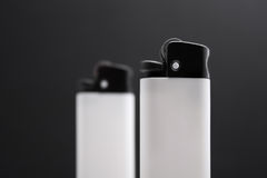 Lighters concept Royalty Free Stock Photography