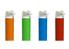 Lighters Royalty Free Stock Images
