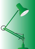 LightGreen Light Stock Image