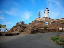 Lighthose-Cabo de Gata-Almeria-Andalusia. Lighthouse-Cabo de Gata-Almeria-Andalusia-Spain-Europe Stock Image