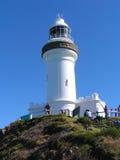 Lighthouse. At Byron Bay Australia Royalty Free Stock Photography