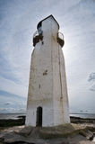 Lighthouse. Close up of a lighthouse Royalty Free Stock Photography