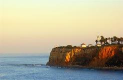 Lighthouse. Point vicente lighthouse palos verdes peninsula california royalty free stock photos