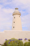 Lighthouse. View of a south australian seascape Stock Photography