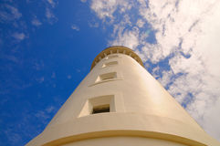 Lighthouse. View of a south australian seascape Royalty Free Stock Images