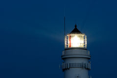 Lighthouse. From the island sylt, germany Stock Photography