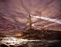 Lighthouse vector illustration