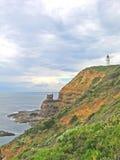Lighthouse. On australian coast (Victoria, Australia Royalty Free Stock Images