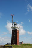 Lighthouse. The big Lighthouse on Helgoland Stock Photos