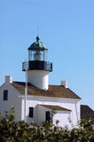 Lighthouse. The light house at Point Loma in San Diego, California Royalty Free Stock Photo