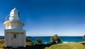 Lighthouse. Fingal Head LightHouse, NSW,Australia royalty free stock image