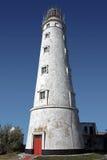 Lighthouse. Tarkhankut in the western part of crimea, Ukraine Royalty Free Stock Photography