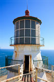 Lighthouse. Old lighthouse in Point Reyes NS, California Royalty Free Stock Image