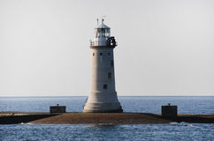 Lighthouse. A lighthouse on the English coast Royalty Free Stock Images