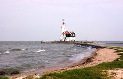 The Lighthouse Royalty Free Stock Images