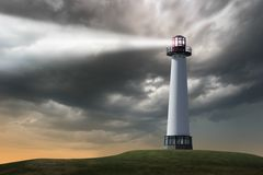 Free Lighthouse Stock Images - 27116484