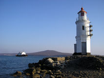 Lighthouse. Royalty Free Stock Photo
