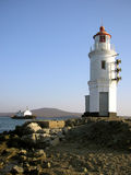 Lighthouse. Russia. Vladivostok. Japan sea. Lighthouse Royalty Free Stock Images