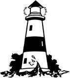 Lighthouse 2 vector illustration
