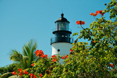 Lighthouse. In Key West, Florida royalty free stock photography