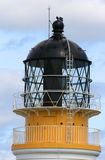 Lighthouse. Top of a Lighthouse stock images