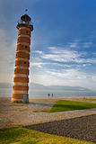 Lighthouse. In Belém, Lisbon, Portugal Royalty Free Stock Images