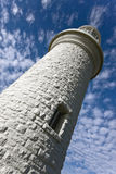 Lighthouse. At Rottnest island in australia Royalty Free Stock Photo