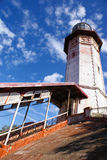 Lighthouse. The light house in Burgos, Ilocos Norte, Philippines. A very popular tourist attraction Stock Photography