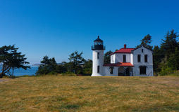 Free Lighthouse Admiralty Head Stock Photos - 97057923