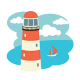 Lighthouse Royalty Free Stock Image