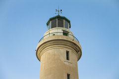 Lighthouse of Alexandroupoli, Greece. Stock Images
