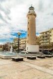 Lighthouse of Alexandroupolis city Royalty Free Stock Image
