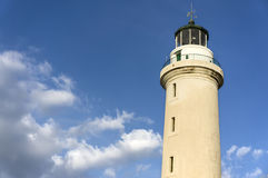 Lighthouse Alexandroupolis Greece Royalty Free Stock Photo