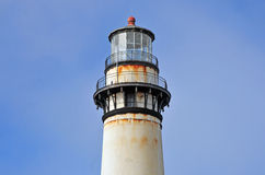 Lighthouse along Big Sur California Stock Photo