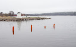 Lighthouse Amal Stock Photos