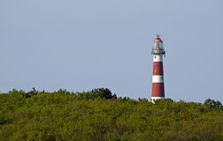 Lighthouse on Ameland Royalty Free Stock Photography