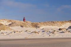 Lighthouse on Amrum Royalty Free Stock Images