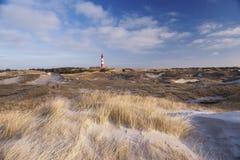 Lighthouse on Amrum Stock Images