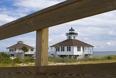 Free Lighthouse And Fence Stock Images - 7900414